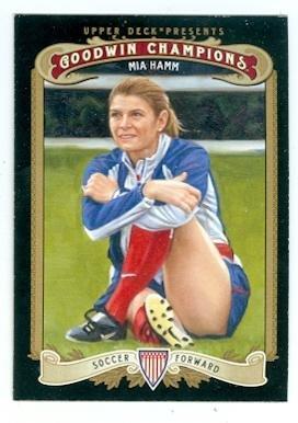 Mia Hamm World Cup - 5