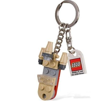 Amazon.com: LEGO Luke star wars llavero: Toys & Games