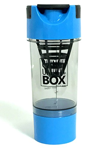 PROTEIN DRINK SHAKER MIXER BOTTLE 16oz, 500ml Protein Mixer