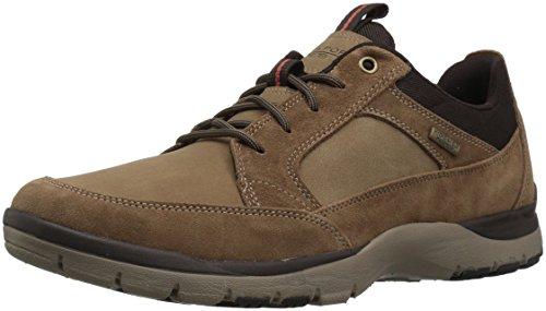 Rockport Men's Kingstin Waterproof Blucher Fashion Sneaker, Sneaker, Sneaker, Dark B01NAX9JHZ Shoes 89b2c0