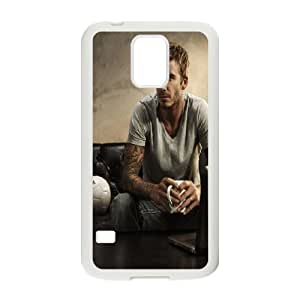 Football player Beckham phone Case Cove For Samsung Galaxy S5 FANS373913
