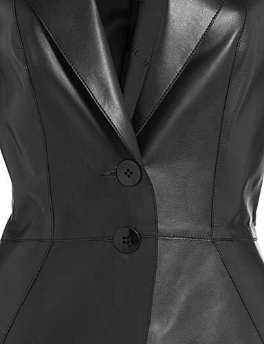 Vearfit pour femmes noir Vearfit manteau manteau 81OxRqw7