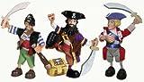 : Pirate Legends: Blackbeard's Adventure 3-Pack