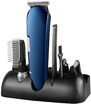 DXHAIR Cortapelos Multifunción 5 En 1 Barbero Electrico Recortador ...