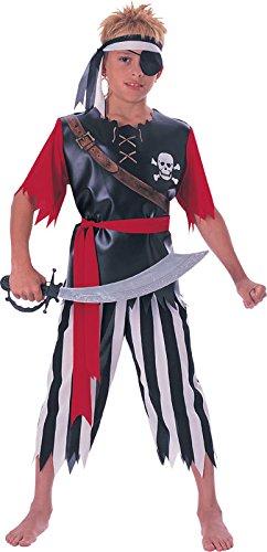 Big Boys' Pirate King Costume