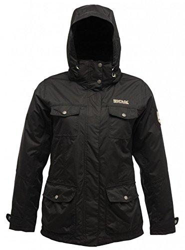 Regatta traje de neopreno para mujer simply Taps 3-in-1 chaqueta impermeable para mujer con interior de forro polar transpirable: Amazon.es: Ropa y ...