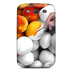 Tough Galaxy Case Cover/ Case For Galaxy S3(painting Fruity)