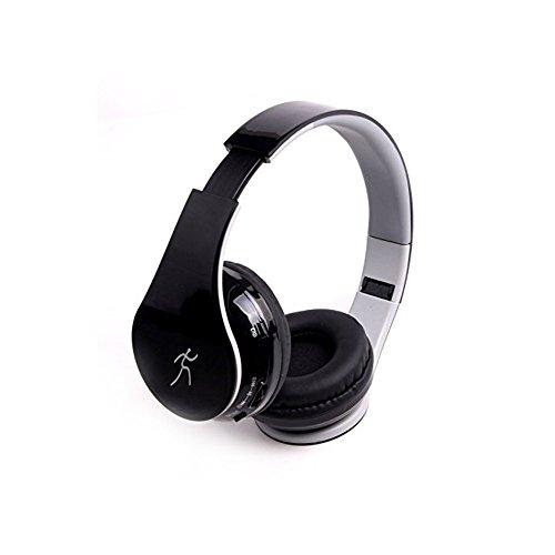 Bluetooth Headphones Earphones Microphone Rechargeable
