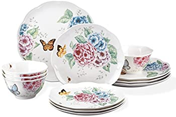 12-Piece Lenox Butterfly Meadow Hydrangea Set