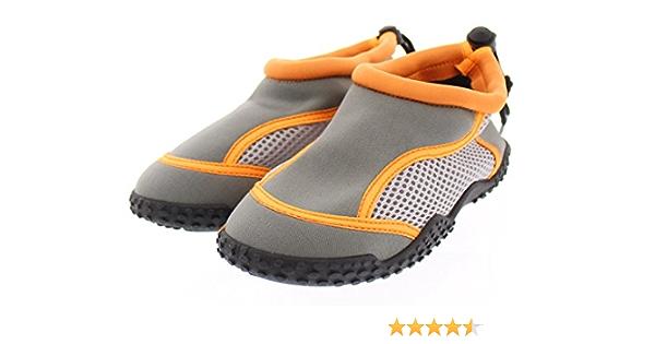 Amazon.com   Gold Toe Luigi Boys Water Shoes, Waterproof Outdoor Slip On  Sports Shoe   Water Shoes
