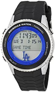 "Amazon.com: Game Time Men's MLB-SW-LA""Schedule"" Watch"