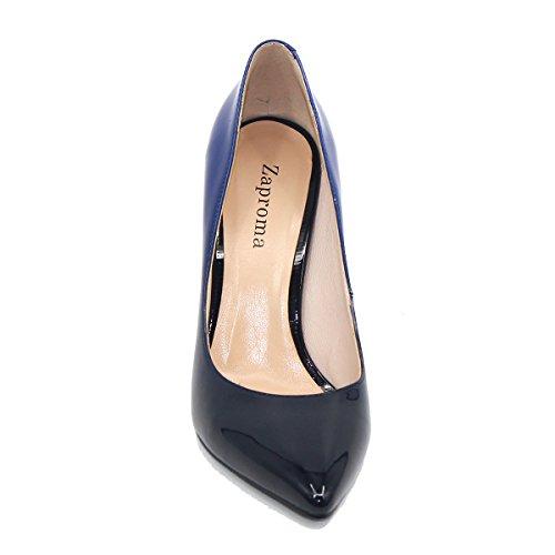 Azul Toe Zapatos fiesta Mujer Dmamazed Women's ZAPROMA Stiletto Pointed Ctx8qHUwO