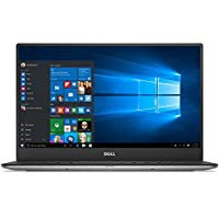 Dell XPS 13 9350 Laptop 13.3 InfinityEdge Display FHD 1080p, 6th Gen Intel Skylake i5-6200u up to 2.8GHz, 8GB RAM, 256GB SDD, Bluetooth, Windows 10 Professional (Certified Refurbished)