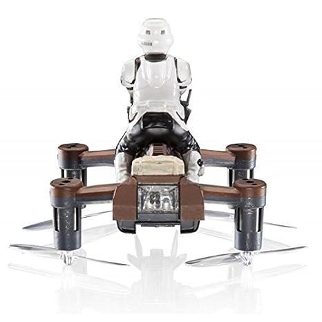 Drone Star Wars 74-z Speeder Bike Quadcopter: Amazon.es: Electrónica
