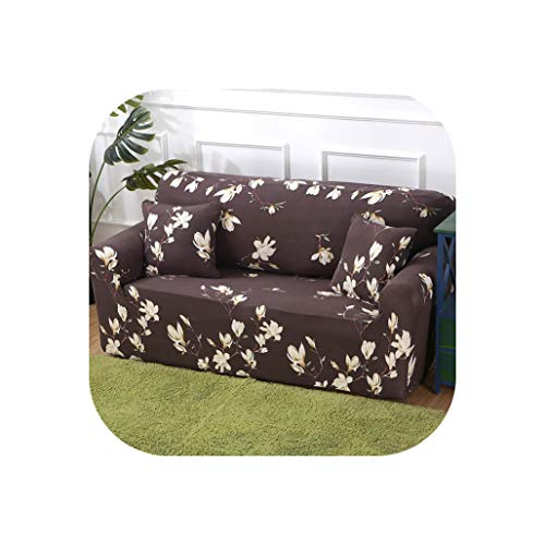 Stretch Sofa Cover Modern Slipcovers Sofa Chair Loveseat Anti-dust Sofa Covers for Living Room Couch Cover Sofa Protection Cover,Color 24,4-Seater 235-300cm