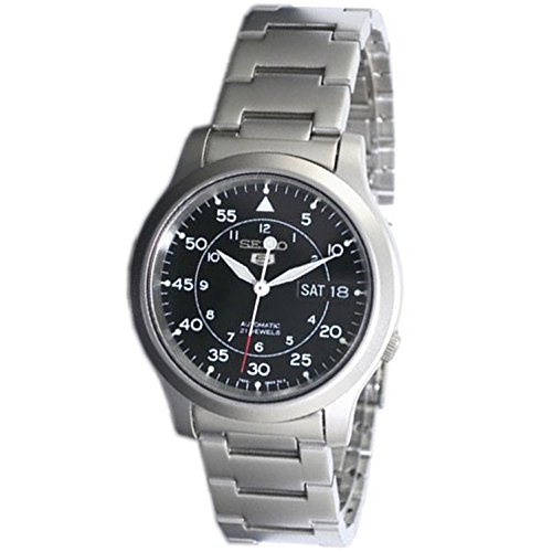 Seiko Automatic Jewel SNK809K1 SNK809K product image