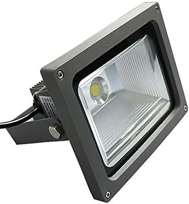 Proyector LED Proyector de Pared Impermeable al Aire Libre (Color ...
