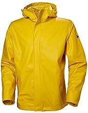Helly Hansen Men's Moss Hooded Fully Waterproof Windproof Raincoat Jacket