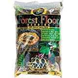 Zoo Med Laboratories CM8 Forest Floor Bedding, 8.8 Litre
