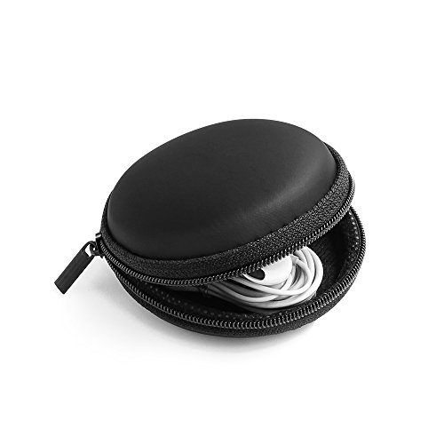 Headphones Case Bluetooth Wireless Headset AirPods Hard Protective Travel Carrying Case for Earbuds Earphone Keep Headsets Away from Damaged