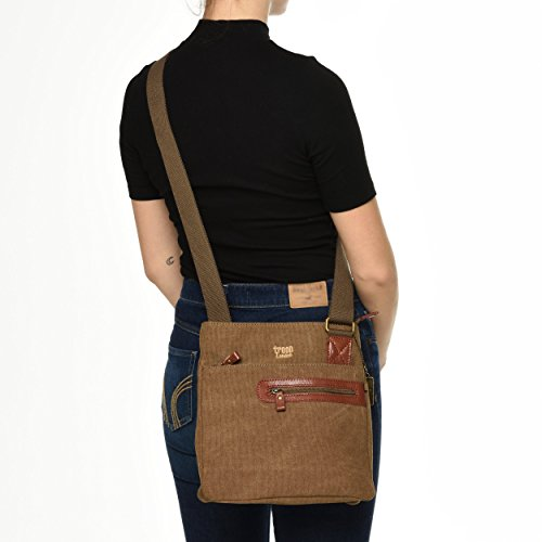 Troop London borsa a tracolla/Messenger-Bag TRP0227, collezione 2011