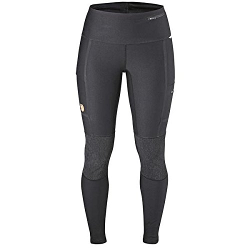 Fjallraven - Women's Abisko Trekking Tights, Dark Grey, S