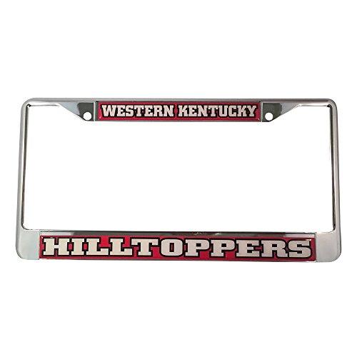 (Western Kentucky University License Plate Frame)