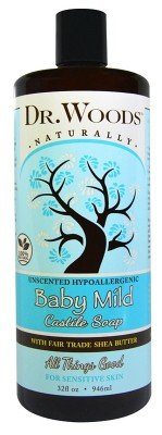 dr-woods-baby-mild-32-ounce-castile-soap-unscented-946ml-6-pack