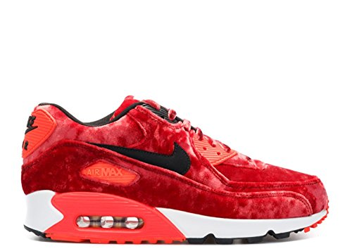 Nike Air Max 90 Anniversary Pack Roter Samt Infrared Sneaker