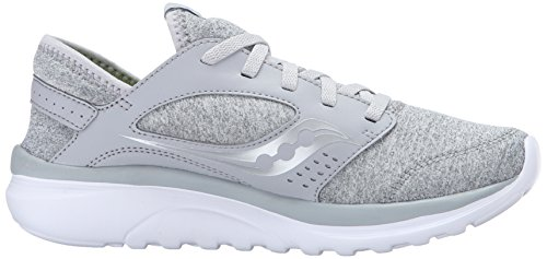 Shoes Lavender Relay Running Grey Saucony Women's Kineta qSwx4O