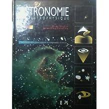 ASTRONOMIE ET ASTROPHYSIQUE