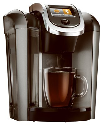 Keurig Green Mountain 119307 K575 Platinum Coffee Brewing System, 12 Brew Sizes from KEURIG GREEN MOUNTAIN