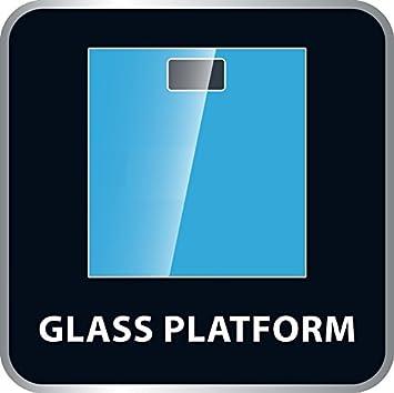 Rowenta Classic BS1133V0 Báscula digital, con pantalla LCD, compacta, capacidad de 160 kg, plataforma de vidrio, apagado automático e incluye pilas: ...
