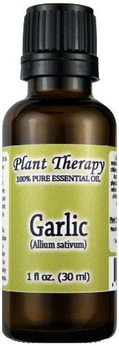 Чеснок Эфирное масло. 30 мл (1 унция). 100% Pure, неразбавленном виде, терапевтической степени чистоты.