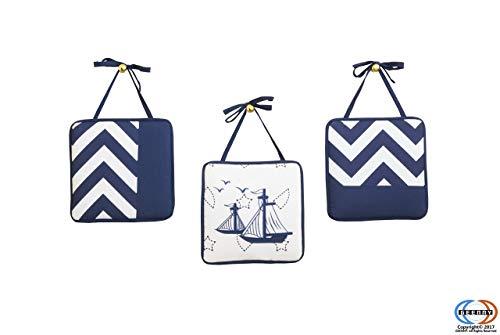 GEENNY toddler Nautical Explorer 13 Bedding Sets