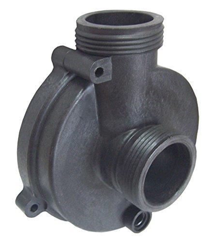 (Hot Tub Pump Front Volute, Balboa Vico Ultima, Center Discharge, 1 1/2