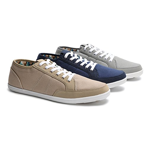 Comfortable Casual Lace Men's Fashion Sneakers 670 Hawkwell beige up 7ZFxq