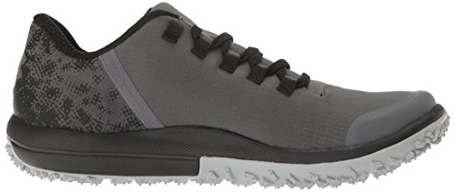 Under Armour Women's Speed Tire Ascent Low, Rhino Gray/Black/Black, 5.5 B(M) US by Under Armour (Image #7)