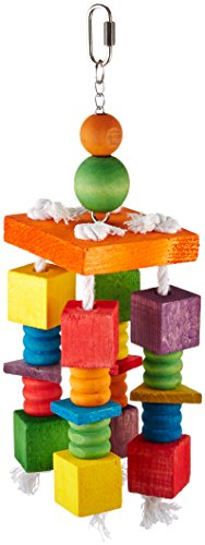 Paradise 4-Way Spin Pet Toy, 5 by 15-Inch