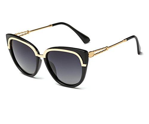 Konalla Fashion Cat Eye Full Frame Polarized UV400 Sunglasses for Womens - Sport Sunglasses Australia