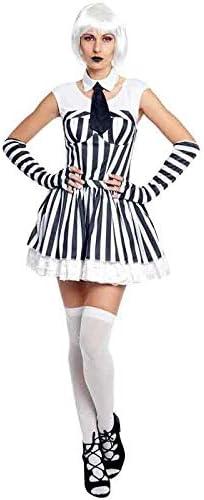 Disfraz Fantasma Phantom Mujer (Talla S) Halloween: Amazon.es ...