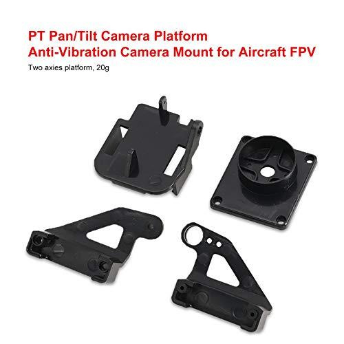 Supporto 2 assi per servo SG90 PAN TILT Camera FPV modellismo Drone