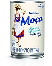 Leite Condensado, Moça Lata, 395g