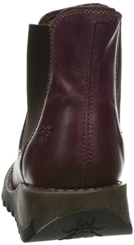 Boots Purple Chelsea Fly Salv London Women Purple qwCH1Px