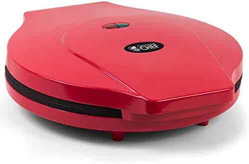 "12"" Quesadilla/Pizza Maker, Commercial Chef CHQP12R"