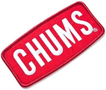 chums Wappen CHUMS Logo M (H 5 X W 10.5 cm) ワッペンチャムスロゴMサイズ CH62-1064