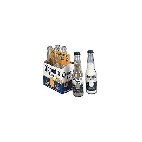 100 Corona Salt and Pepper Caps, Make Your Own Coronita Shakers COMINHKPR09636