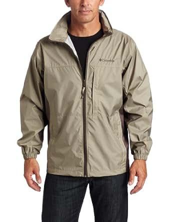Columbia Men's Cougar Peaks II Jacket, Taupe, Large