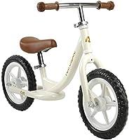 Retrospec Cub Kids Balance Bike No Pedal Bicycle - Beginner Toddler Bike - Steel Frame & Air-Free Tires -
