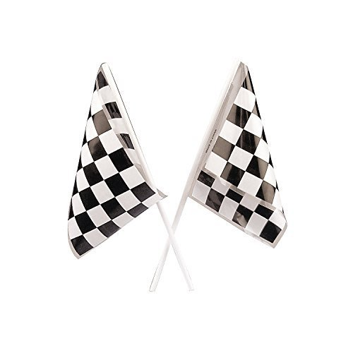 fun-express-plastic-racing-flags-bulk-novelty-6-dozen